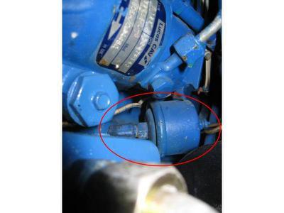 perkins instrument panel plate morgan 38 sailboat forum oil pressure sender perkins 4 108