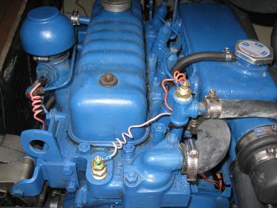 1982 Perkins 4108 temperature sensor location - Cruisers