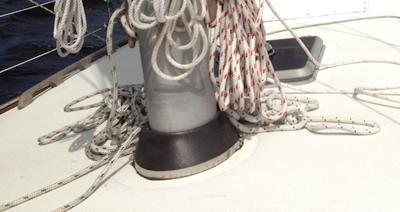 Mast Boot Morgan 38 Sailboat Forum