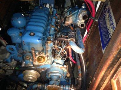 leaking fuel injection pump perkins 4-108 | Morgan 38 Sailboat Forum